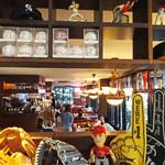MLB Cafe Tokyo - サイン入りボール