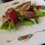 QUATRE SAISONS - ランチ 肉メイン