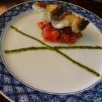 QUATRE SAISONS - ランチ 魚メイン