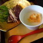 QUATRE SAISONS - ランチ 前菜