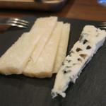 モンプチコションローズ - 27年5月 チーズ2種