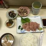 味沢 - 料理写真:上マグロ定食