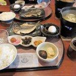 仙石原品の木一の湯 - 朝食2015.05.25