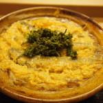 京料理かねき - 稚鮎の柳川鍋