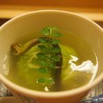 京料理かねき - 若草饅頭