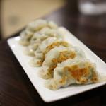 潮州 - ニラ焼き餃子