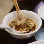 潮州 - 豚シャブ香酢