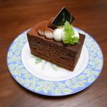 町屋菓子工房 凡蔵 - 生チョコトリュフ(390円)