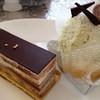 JAMIN - 料理写真:オペラ、ずんだモンブラン
