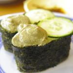 無添くら寿司 - カニ味噌