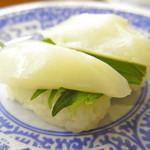 無添くら寿司 - 料理写真:イカ