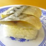 無添くら寿司 - 〆鯖