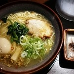 光麺 - 塩光麺830円
