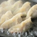 七福ろう - イベリコ豚餃子