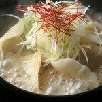 七福ろう - 博多とんこつ炊き餃子
