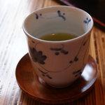 甘味茶屋 水月 - お茶