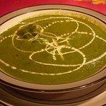 インドレストラン ガンジー   - サグチキン