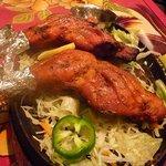 インドレストラン ガンジー   - タンドリーチキン