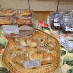 野のはなハウス - 手作りパン
