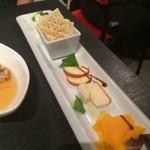 神戸バル N Tamachi - チーズ盛り