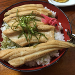 38667489 - 穴子丼 900円