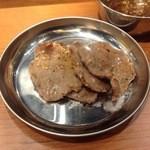 大阪焼肉・ホルモン ふたご - タン塩