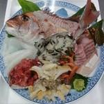 魚平 - 刺身姿造り