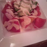 九州黒桜 - トマトとアボカドのサラダ
