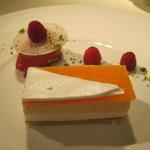 レストラン ひらまつ - デザート
