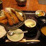 和幸 アトレ川越店 - アツアツが美味い