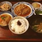 笹よし - 煮魚定食☺︎950円