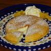 cafe T's+ - 料理写真:とろ~りチーズのパンケーキ