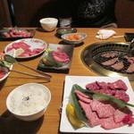 かんの風 - 焼き肉