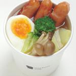 ベリーベリースープ - 料理写真:和風ポトフ「あっさりスープの人気NO,1」