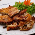 若鶏のパリパリ香味揚げ