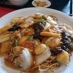 孔子餐店 - 什景炒麺