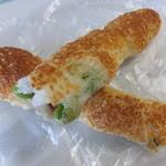 Le Pain de doux - えだまめパン:100円