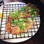 吉田 - カルビ焼き。美味しいです!!