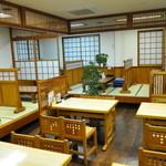 宗庵 よこ長 - テーブル席・座敷・予約座敷等ございます。