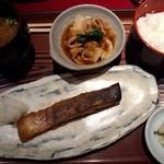 居酒屋 花山椒 - 銀鮭西京焼