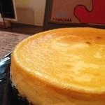 とさかーな - 濃厚!ベイクドチーズケーキ