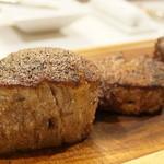 神戸牛炉釜炭焼ステーキ IDEA - おにくどーん