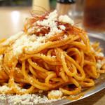 スパゲティーのパンチョ - ナポリタン(並)