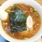 中華たけのこ - 料理写真:ラーメン