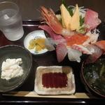 38689787 - 極旨海鮮丼¥950-→¥500-