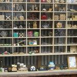 門前茶屋おもろ庵 - たくさんのパズル