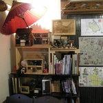 門前茶屋おもろ庵 - 手作りの和風ドールハウスや焼画