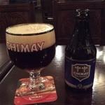 38691486 - 修道院醸造ビール「シメイブルー」