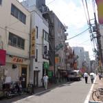 毘央志 - 蒲田西口クロス通り、毘央志さん。ランチ営業もやってます