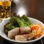 ベトナムちゃん - 揚げ春巻き